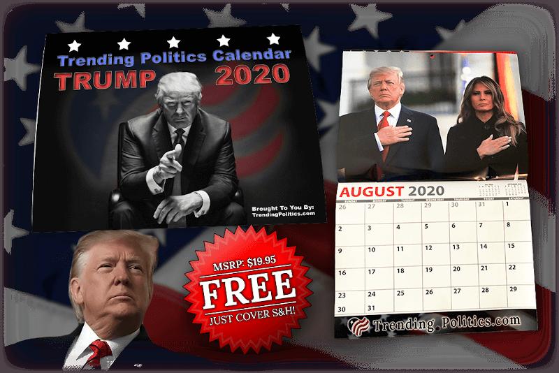 Free Trump 2020 Calendar