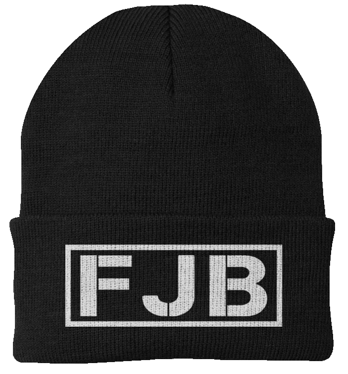 FJB Beanie Black
